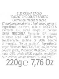 Guido Gobino - Spread Cocoa Cream - 220g
