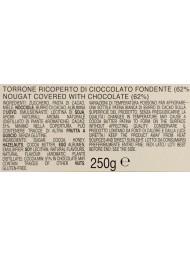 Strega - Nougat Covered with Dark Chocolate Strega - 250g