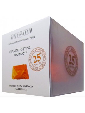Guido Gobino - Tourinot  Giandujottino Collection Cube - 160g