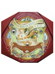 Antichi Dolci di Siena - Panforte di Siena Nero IGP - 250g
