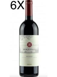 (3 BOTTIGLIE) Dievole - Bolgheri Rosso Superiore 2010 - Tenuta Meraviglia - DOC - 75cl