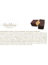 Babbino - Fondente 100g