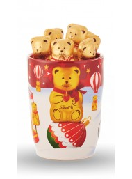 Lindt - Cup Teddy Bear - Milk Chocolate Chocolate - 100g