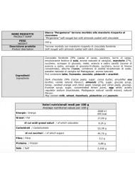 Flamigni - Torrone Morbido Ricoperto - 250g