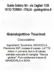 Guido Gobino - Giandujottino Tourinot Maximo - 100g