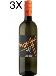 (3 BOTTLES) Franz Haas - Pinot Grigio 2019 - cork free - 75cl