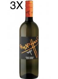 (3 BOTTIGLIE) Franz Haas - Pinot Grigio 2019 - cork free - 75 cl.
