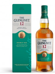 Glenlivet - Double Oak Single Malt Scotch Whisky  - 12 years - 70cl