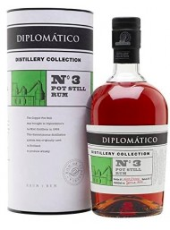 Diplomatico - N. 3 - SINGLE POT STILL - Limited Edition - 70cl