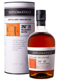Diplomatico - N. 2 - Barbet Rum - Limited Edition - 70cl