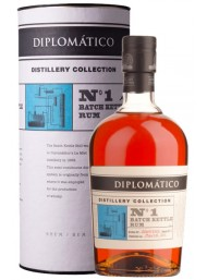 Diplomatico - N. 1 - Single Kettle Batch - Limited Edition - 70cl