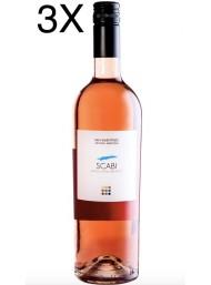 San Valentino - Scabi Rosato 2017 - Sangiovese Rosato Biologico - IGP - 75cl