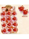 (3 DARK LITTLE HEARTS CAFFAREL X 15g) - Caffarel