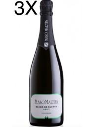 (3 BOTTLES) Maso Martis - Blanc de Blancs Brut - Trento DOC - 75cl