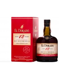 El Dorado - 12 anni - Demerara - Astucciato