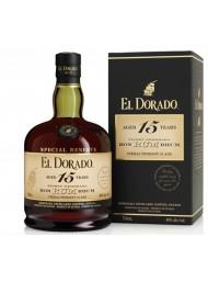 El Dorado - Special Reserve - 15 anni - Demerara - Astucciato - 70cl