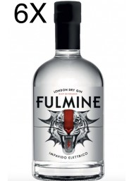(3 BOTTLES) Glep Beverages - Fulmine - London Dry Gin - 70cl