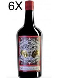 (3 BOTTLES) Silvio Carta - Vermouth Rosso di Sardegna - 70cl
