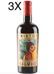 Silvio Carta - Mirto del Fondatore - 70cl