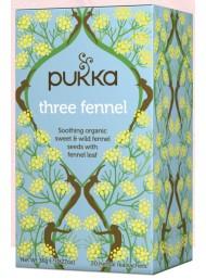 Pukka Herbs - Three Ginger - 20 Sachets - 36g
