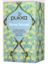 Pukka Herbs - Three Fennel - 20 Sachets - 36g