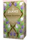 Pukka Herbs - Three Licorice - 20 Sachets - 30g