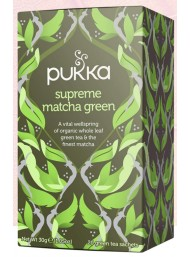 Pukka Herbs - Green Collection - 20 sachets - 32g