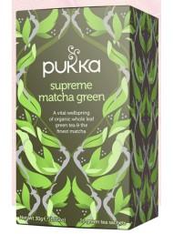 Pukka Herbs - Green Collection - 20 Filtri - 32g