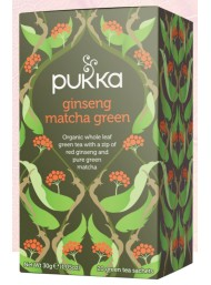 Pukka Herbs - Supreme Matcha Green - 20 sachets - 30g