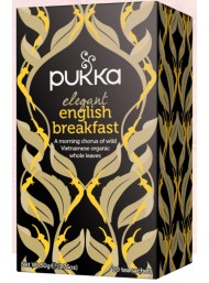 Pukka Herbs - Ginseng Matcha Green - 20 sachets - 30g