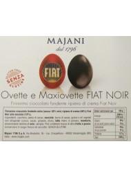 Majani -  Fiat Dark Eggs - 100g