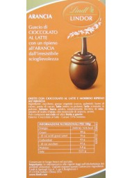 Lindor - Orange Eggs - 1000g