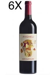 (3 BOTTLES) Donnafugata - Angheli 2016 - Rosso Sicilia DOC - 75cl