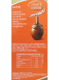 Lindor - Milk Eggs - 100g
