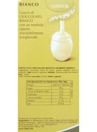 Lindor - White Eggs - 100g