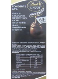 Lindor - Cocoa 60% Eggs - 1000g