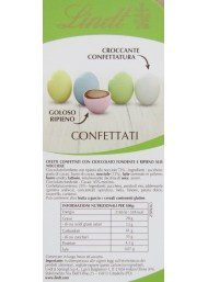 Lindt - Sugared Eggs - 1000g