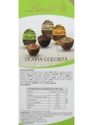 Lindt - Double Gluttony Eggs - 1000g