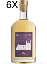 (3 BOTTLES) Donnafugata - Grappa Mille e Una Notte - 50cl