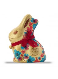 Gold Bunny - Milk Chocolate - 200g - Flower