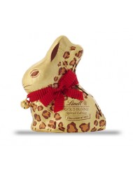 Gold Bunny - Milk Chocolate - 100g - Stripes