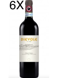 (3 BOTTLES) Dievole - Chianti Classico 2018 - DOCG - 75cl