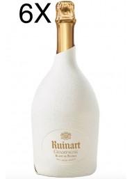 (6 BOTTIGLIE) Ruinart - Blanc de Blancs - Second Skin - Champagne - 75cl