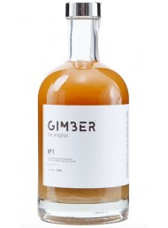 Gimber - Organic Ginger Concentrate - 50cl