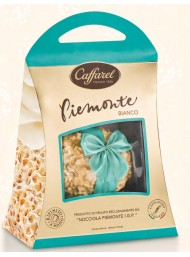 Caffarel - White Chocolate with Hazelnuts and Salted Almond - 380g