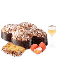 "LOISON - EASTER CAKE ""COLOMBA"" EGG FLIP ROYAL - 1000g"