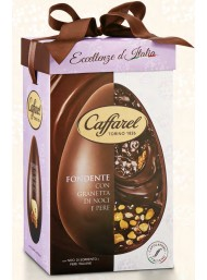 Caffarel - DECO EGG milk chocolate with chopped hazelnuts - 415g