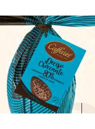 Caffarel - DECO EGG dark chocolate with raspberry nuggets - 310g