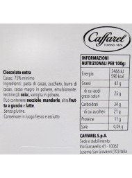 Caffarel - Dark Chocolate 75% Egg - 25g