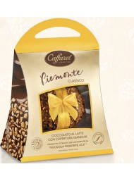 Caffarel - Milk Chocolate with Hazelnuts - 530g